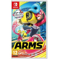 ARMS Nintendo Switch Mississauga, L4T 1S5