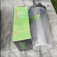 FIT tumbler with box