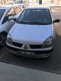 2006 Renault Clio AUTHENTIQUE 1.5 DCI 80HP ABS Ankara