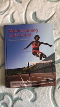 motor learning and control textbook  San Luis Obispo, 93405