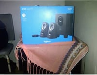 Logitech 50W speakers goes to your t.v ,computer, Winnipeg, R3B 1Z1