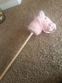 pink horse stick with real sounds 10 bucks Calgary, T3H 3B3