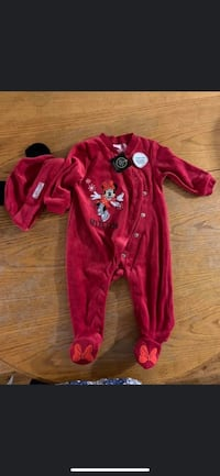 Minnie Mouse outfit brand new