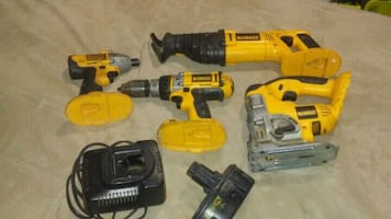 Dewalt power tools 18v