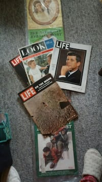 8-Life and Look magazines Redwood City, 94061