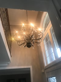 Beautiful crystal chandelier  Vaughan, L6A 3R9