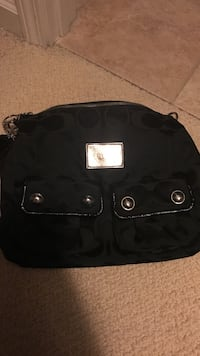 Black coach bag  Watsonville, 95076