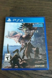 Sony PS4 Horizon Zero Dawn case Toronto, M8Z 6A4