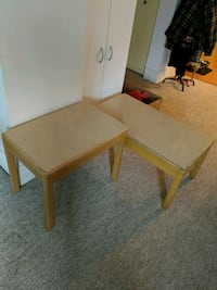 2 piece table set New Westminster, V3L 3L2