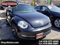 Volkswagen Beetle 2012 Baltimore, 21207