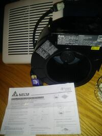 Delta bathroom exhaust fan and cover Knoxville, 37920