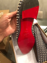 Brand new authentic Men's Louboutin Dandellion Spike shoes Mississauga