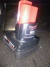 black and red Craftsman wet and dry vacuum cleaner Riverside