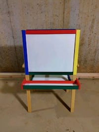 Art easel for kids.