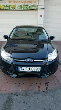 Ford - Focus - 2012 İstanbul