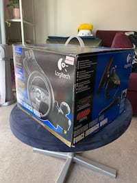 Driving Force Pro Gaming Steering Wheel