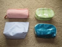 4 Makeup Bags Arlington Heights