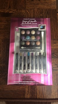 Hard Candy eyeshadow & eyeliner set Vaughan, L4H 3A2
