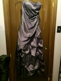 Floor length strapless dress size 11/12 Valparaiso, 46385