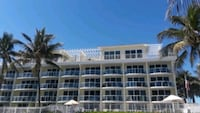 Oceanfront 1 bedrm, 2 bath sleeps 4 Deerfield Beach