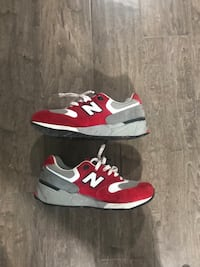 New balance 999 red/grey size 10 Brampton, L6V