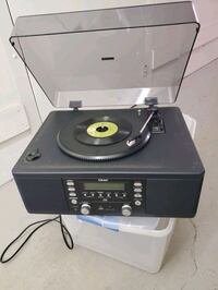 Teac LP-U200 Turntable USB Recorder & CD/Radio