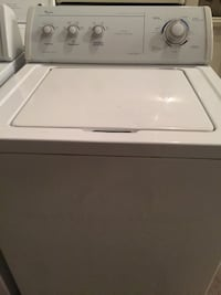 white top-load clothes washer Shelby Township, 48315