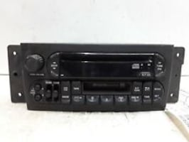 Cd/cassette player with am/fm radio