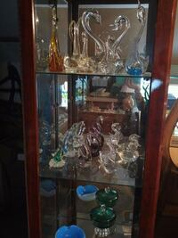 Glass figurines.?5.00 and up Delaware, N0L 1E0