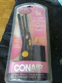 Co hair curling iron Toronto, M2J 1B8