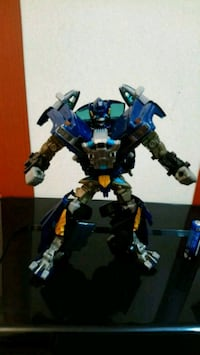 Transformers figür ironhide robot  İstanbul