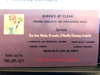 House cleaning Charlotte
