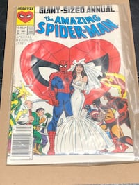 Marvel Comics The Amazing Spider-Man #21 Special Wedding Issue  Bethlehem, 18018