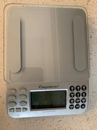 WeightWatchers Digital Food Scale