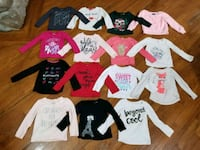 Girls 4t Clothing lot!   Lake chaparral. Calgary, T2X 3L6