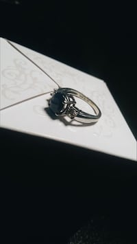 Real Silver Ring!! size 5 Edmonton, T5W 4R1