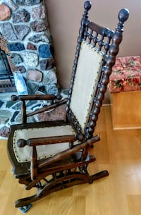 Glider rocker(antique) Saint Joseph, 56374