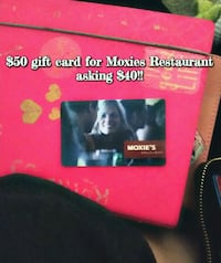 $50 giftcard for Moxies Lethbridge, T1H 2K9