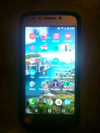 white Samsung Galaxy android smartphone New Orleans, 70125
