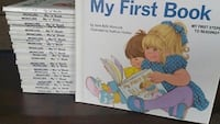 My First Steps to Reading by Jane Belk Moncure Sunrise, 33351