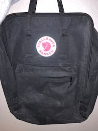 Used Fjallraven Kanken Backpack Denver