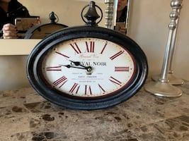 Antique looking clock