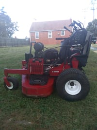 "2015 exmark 52"" mower Glen Burnie, 21060"