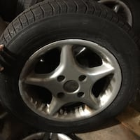 4 Summer Michelin Tires - size: 185 70 R14 comes with mags Montréal, H4N 1W5