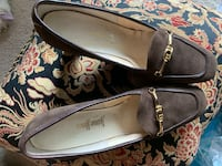 Suede shoes from Neiman Marcus. Size 8N. Vintage pair! Give me a (reasonable) offer! Falls Church, 22043