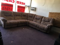 RECLINER SECTIONAL 499.99 FREE DELIVERY  Newport News, 23605