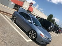 2006 Acura TSX 5AT Trade for Mdx or newer crv Worcester