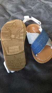 New sandals size 1 Bakersfield, 93306