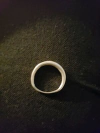 round silver-colored ring Germantown, 20874