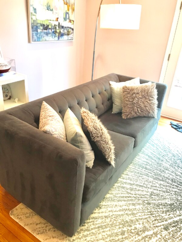 West Elm Rochester Sofa or Couch for Sale - $800  39c393f8-6829-4a82-a902-b53ea22579ff